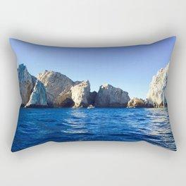 Arches of Cabo Rectangular Pillow