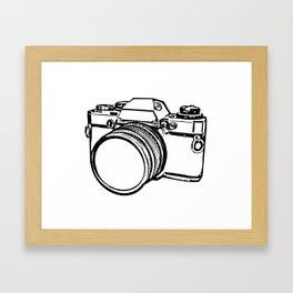 Camera 2 Framed Art Print