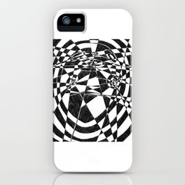Submerged in Fog by riendo iPhone Case