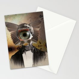 Mr. Insomnia Stationery Cards