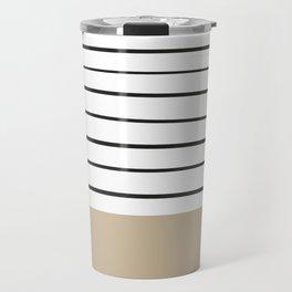 MARINERAS CREAM Travel Mug