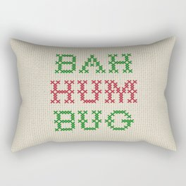 scrooge Rectangular Pillow