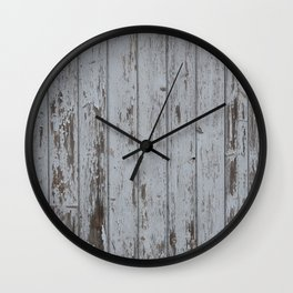 old wood Wall Clock