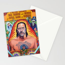 Danny Machete Trejo Stationery Cards
