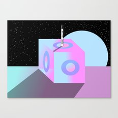 Metaphoric Pencil Sharpener Canvas Print