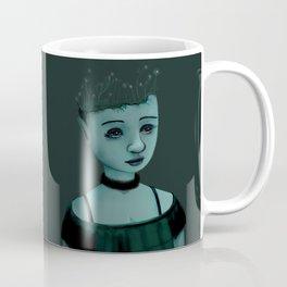 Night Girl II Coffee Mug