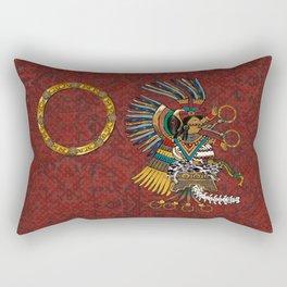 Feathered Gods Rectangular Pillow