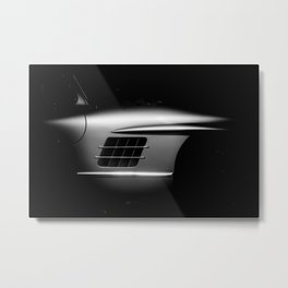 300SL Metal Print