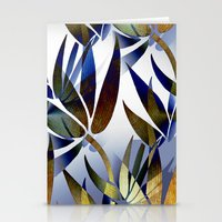 bamboo Stationery Cards featuring Bamboo by Artisimo