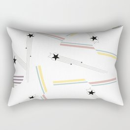 rainbow party Rectangular Pillow