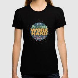 Chris Hadfield Quote T-shirt