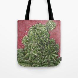 mexican cactus Tote Bag