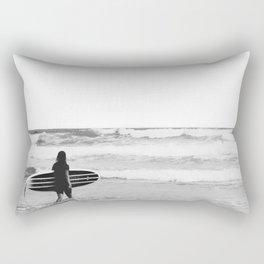 Berrys Surfer Rectangular Pillow