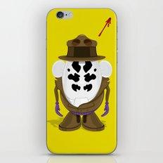 Mr Potato R. iPhone Skin