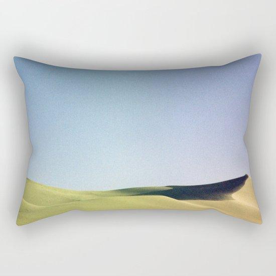 grain loss Rectangular Pillow