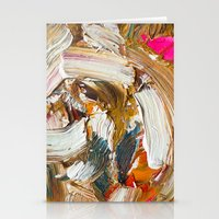 mouth Stationery Cards featuring Mouth by ARMANDO MESIAS