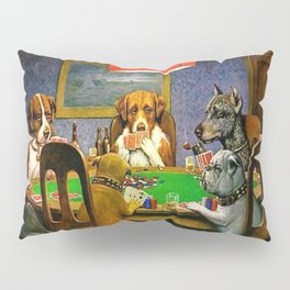 A FRIEND IN NEED - C.M. COOLIDGE Pillow Sham