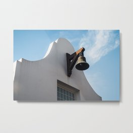 City Hall Bell Metal Print