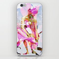 Time 2 iPhone & iPod Skin