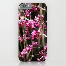 Tiny Pink Blossoms iPhone 6s Slim Case