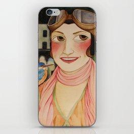 Indomitable iPhone Skin