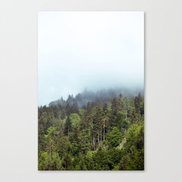 Whispering Forest Canvas Print