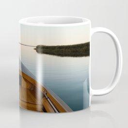 Summer Mornings On The Lake Coffee Mug