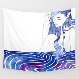 Nereid XVI Wall Tapestry