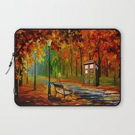 tardis beauty Art Painting Laptop Sleeve