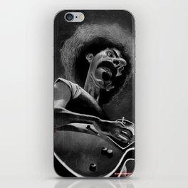 Frank Zappa iPhone Skin