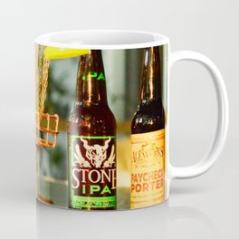 Disc Golf Basket Beer Innova Discraft Vibram Most fun Coffee Mug