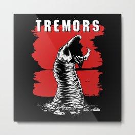 Tremorshorror Metal Print