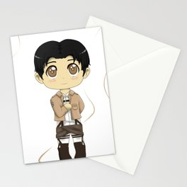 ChibiMarco Stationery Cards
