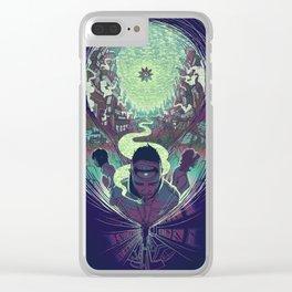 Neuromancer : Case Clear iPhone Case