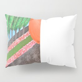 Ten Religious Abstract Art By Saribelle Rodriguez Pillow Sham