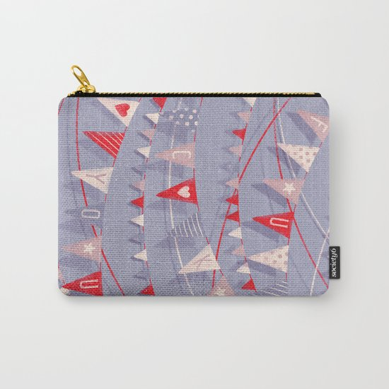Hate card Carry-All Pouch