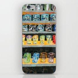 Shop Window iPhone Skin
