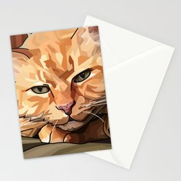 Louie Cat Stationery Cards