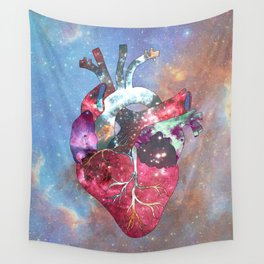 Superstar Heart Wall Tapestry