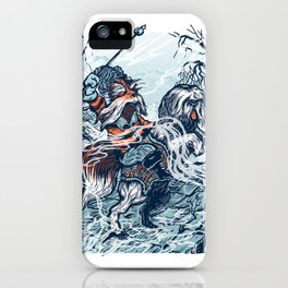 Sir Didymus iPhone Case