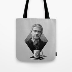 The blogging army doctor Tote Bag
