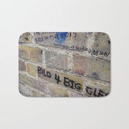 Hare Row - Bilo 4 Biggles Bath Mat