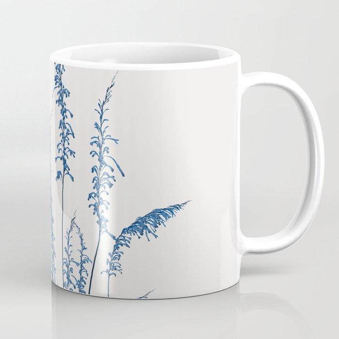 Blue flowers 2 Kaffeebecher