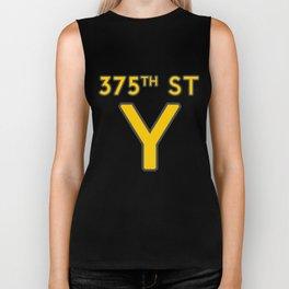 375th Street Y Biker Tank