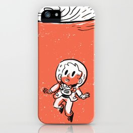 Lost Boy iPhone Case