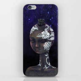 Night Bride iPhone Skin