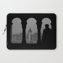 View of Parliament. Laptop Sleeve