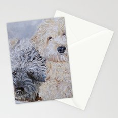 Doodles Two Stationery Cards