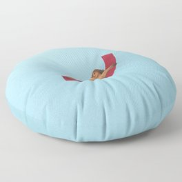 Chaise Longue Floor Pillow