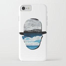 Ceci n'est pas une Magritte iPhone Case